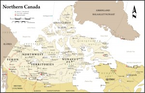 map-northerncanada